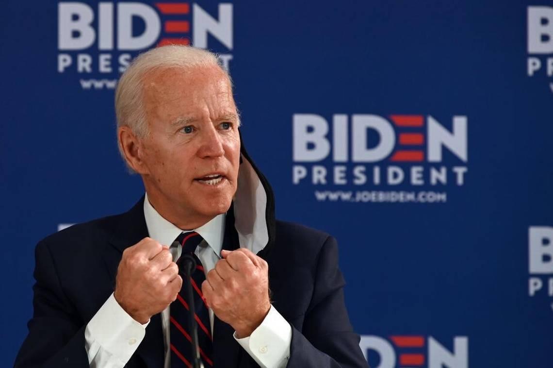Biden's campaign is 'suppressing the Hispanic vote' in Florida, an internal letter claims