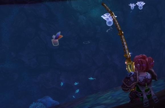 Patch 6.1: The latest on Draenor fishing