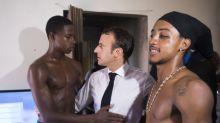 Le jeune braqueur photographié avec Macron à Saint-Martin condamné pour possession de drogue