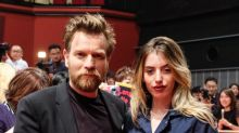 Ewan McGregor's daughter Clara slams men who 'leave my goddess of a mother,' but says she wasn't dissing her dad