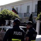 Venezuela's opposition ambassador takes control of embassy in Costa Rica