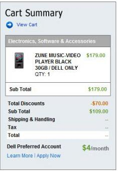Dell flub nets you ~$100 Zune