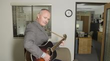 'The Office' star Creed Bratton talks pants-dropping acid trip, spinoff series idea and new album