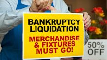 17 Retailers at Risk of Defaulting or Going Bankrupt