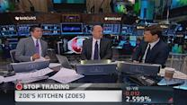 Cramer's Stop Trading: ZOES & TNET