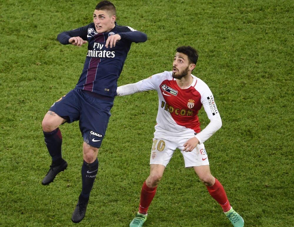"""Comment le PSG a """"mangé"""" Monaco? La réponse en stats"""