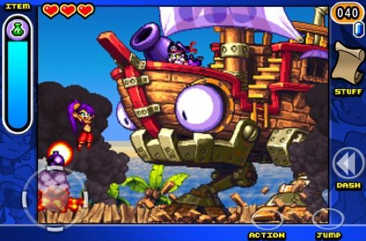 Shantae: Risky's Revenge finds a home on Steam this month
