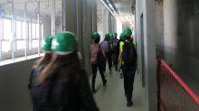 Montévrain : en chantier, le collège Lucie-Aubrac sera livré à la rentrée 2019