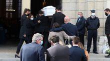 Isère: les funérailles de Victorine ont eu lieu ce mercredi à Bourgoin-Jallieu