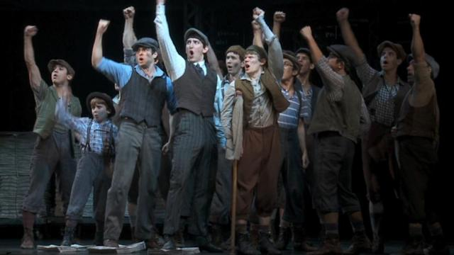 'Newsies' Stars Use Signature Dance Moves for Wellness Campaign
