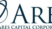 Ares Capital Corporation Schedules Earnings Release for the Second Quarter Ended June 30, 2021