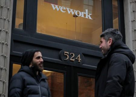 WeWork files for IPO but plans to raise more cash first