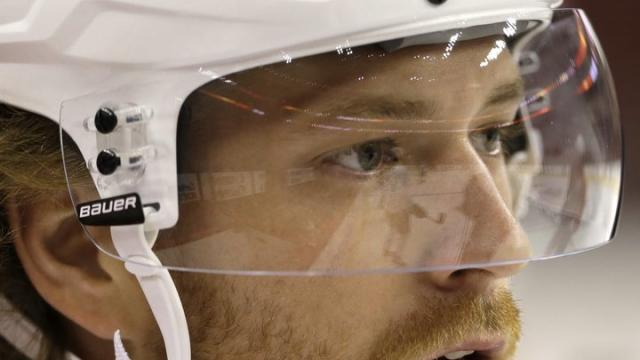 Police, Claude Giroux comment on arrest