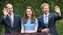 How Kate Middleton is 'trying to end feud' between William and Harry