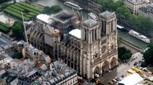 Paris's Notre-Dame Cathedral to hold first mass since devastating fire