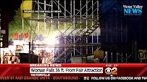 New Attraction At San Bernardino County Fair Closed After Woman Falls 36 Feet To The Ground