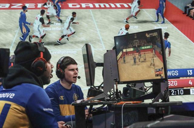 The NBA's esports league postpones 2020 season due to coronavirus