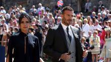 David und Victoria Beckham spenden ihre Royal-Wedding-Outfits für den guten Zweck