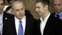 """Israël: le tribunal ordonne au fils de Netanyahu de cesser de """"harceler"""" les manifestants"""