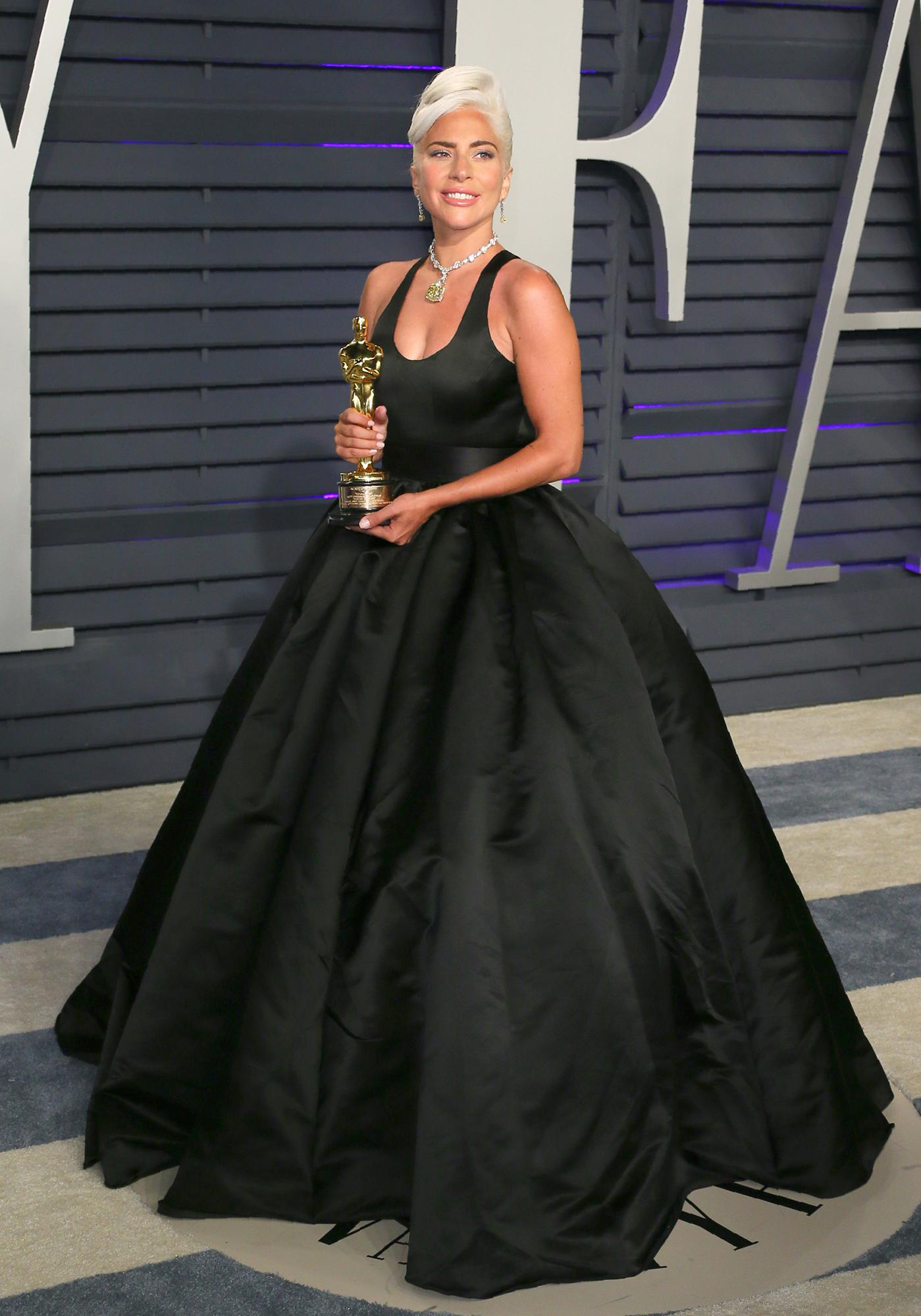 Lady Gagas Oscars Dress by Brandon Maxwell Is Available to Buy
