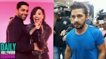 Demi Lovato & Wilmer Valderrama TOGETHER in Really Dont Care Video & Shia LaBeouf ARRESTED! (DHR)