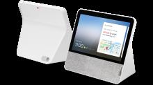 Lenovo slims down its Google smart display