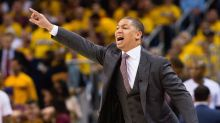Tyronn Lue explains why Boston's offense is 'harder to defend than Golden State's'