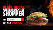 The BURGER KING® Brand is Making Other Brands Pay for Your WHOPPER® Sandwich