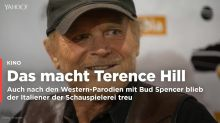 Was hat Terence Hill nach den Bud Spencer-Filmen gemacht?