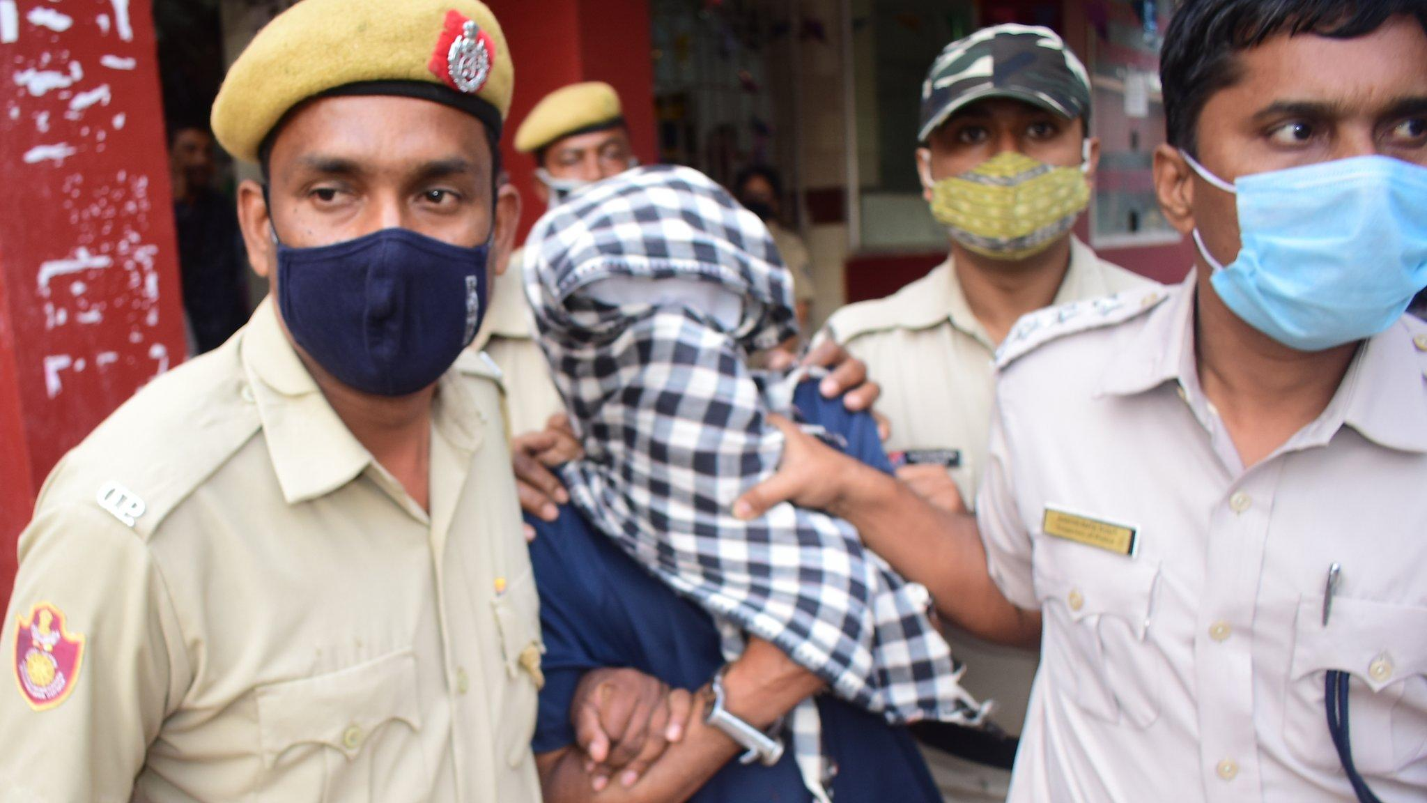 'Op Silent Viper': How an Indian rape suspect was caught after 22 years