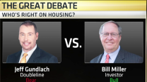 Could housing follow stocks higher?