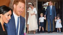 Why Meghan and Harry's kids will have a different surname to Kate and Wills'