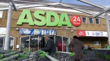 Walmart's U.K. rivals languish after Asda's sales decline