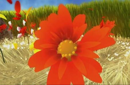 Joystiq Streams: Flower in winter and glorious 1080p on PS4