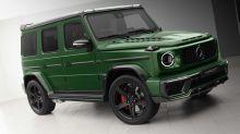 Mercedes G-Class Inferno by TopCar looks like the Hulk's SUV