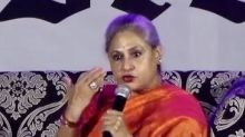 Watch! Jaya Bachchan loses her cool yet again, lashes out at students for clicking pics!