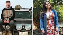 Missing campers found dead in their car in Victorian bush