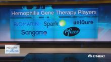 A grandpa's hope for hemophilia cure leads him to gene therapy clinical trial