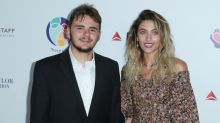 Paris Jackson rocks bohemian dress in rare appearance with brother Prince
