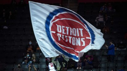 Did Pistons finally get the break they neeed?