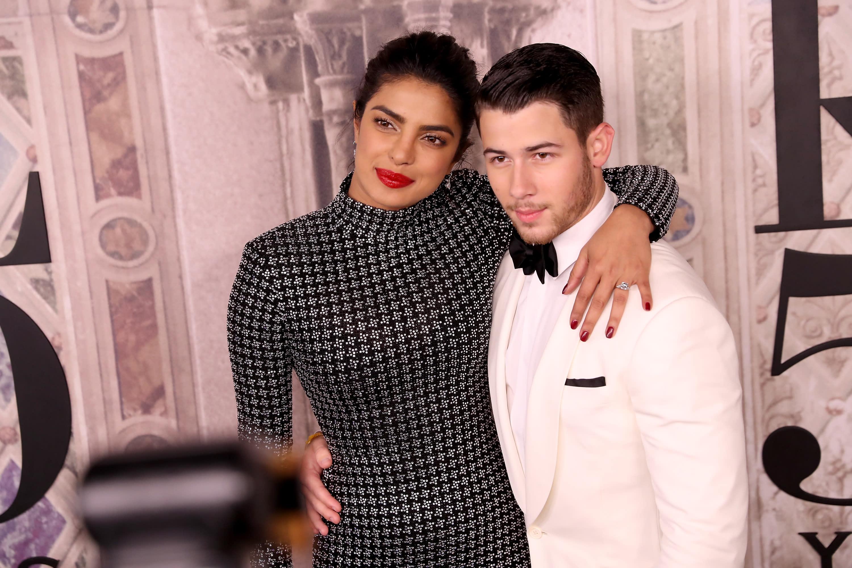 Priyanka Chopra And Nick Jonas Trolled For Age Gap