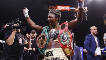 Shields' historic win lands her among best