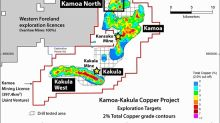 Drilling Extends Strike Length of the New, Shallow, Thick 'Kamoa North Bonanza Zone' to at Least 350 Metres, with an Implied Strike Length of at Least 2.7 Kilometres