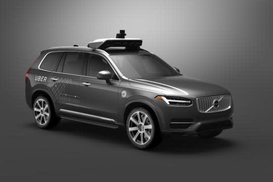 Uber XC90無人駕駛測試車在美國亞利桑那州發生首宗致死意外。