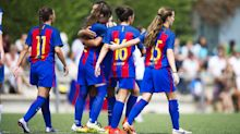 FC Barcelona launching a satellite club in America in the National Women's Soccer League