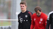 Nübel: Ehrgeiz als großer Unterschied zu Schalke