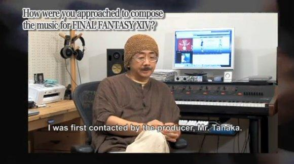 New Making of Eorzea video sits down with Final Fantasy XIV's composer Uematsu