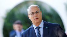 Brazil police raid Rio governor's residences amid COVID-19 probe