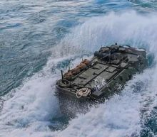 Marine AAV Hit Rough Seas, Rapidly Took on Water Before Sinking