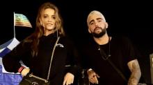 Pedro Scooby curte Nova York com a modelo Cintia Dicker